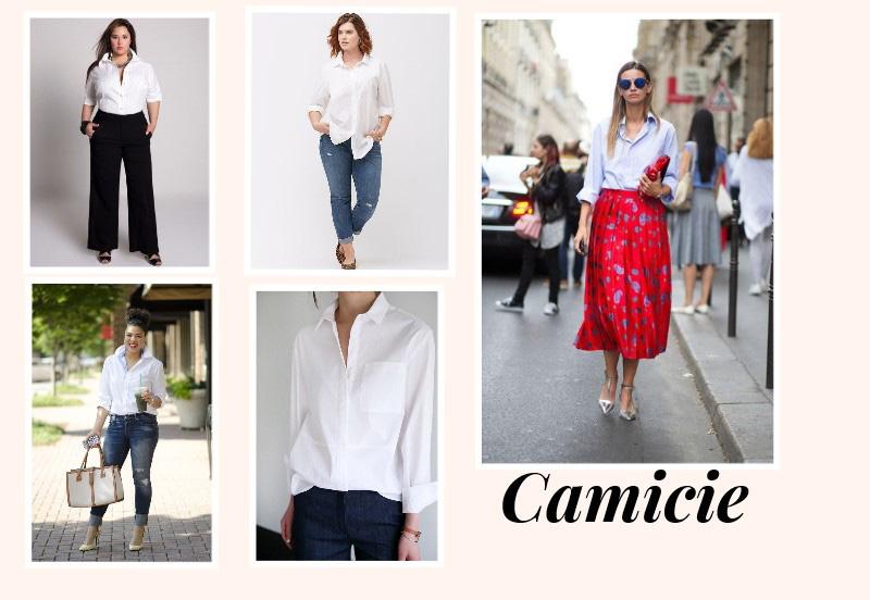 Capi basic :Le camicie classiche che non possono mancare