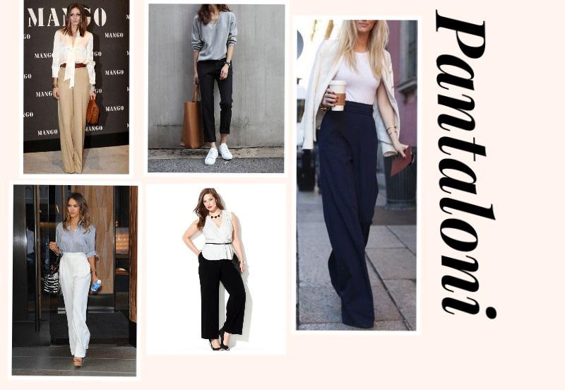 Capi basic :I pantaloni classici che non puoi non avere