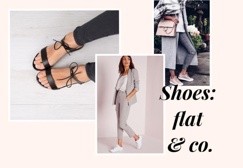 Sneakers e flat per te che vuoi essere sempre comoda