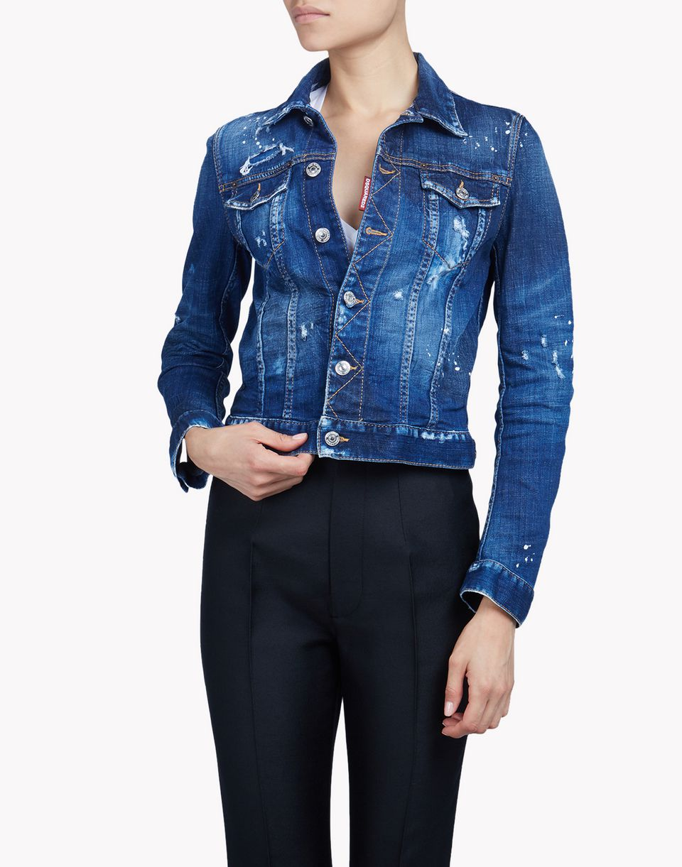 Giacca jeans Dsquared2
