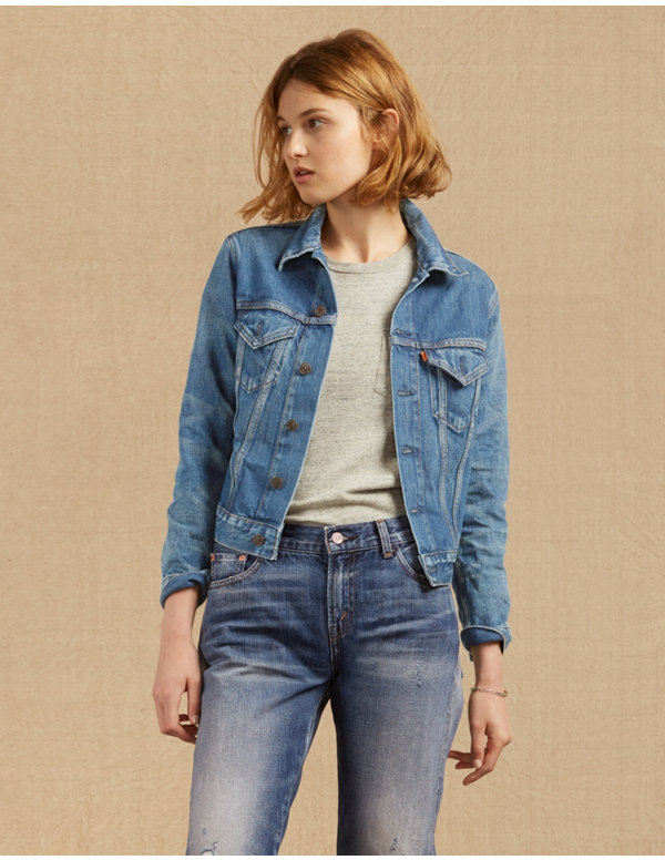 Giacca jeans Levis