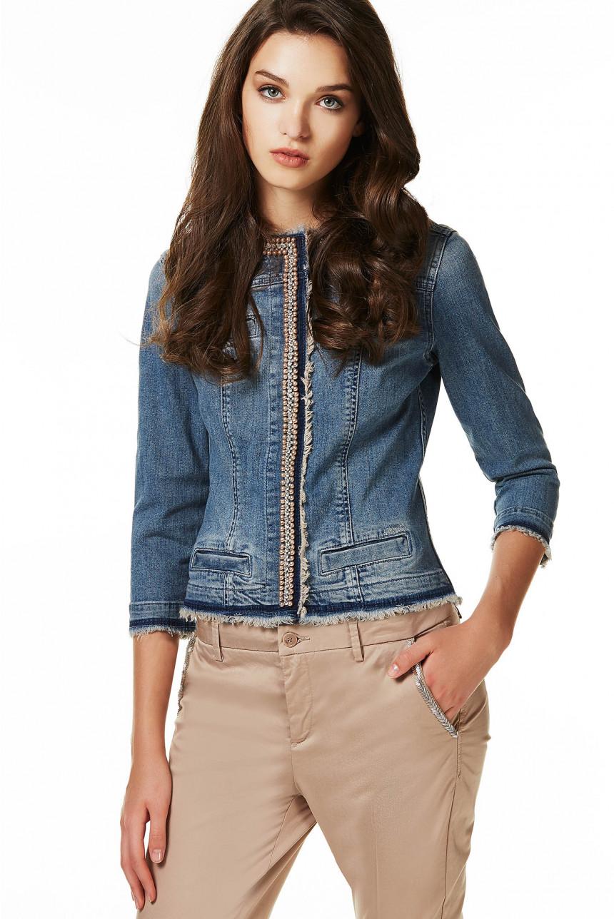 Giacca jeans Liu Jo