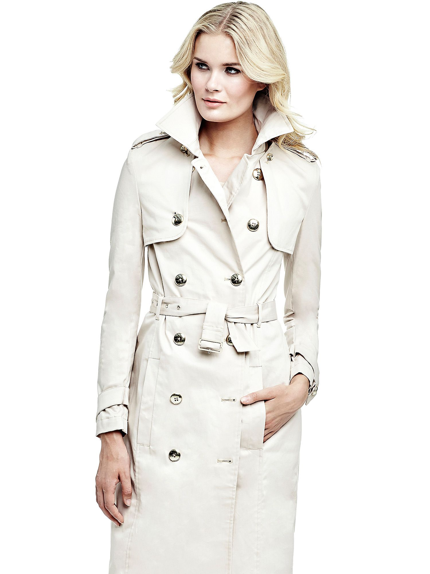Trench Marciano