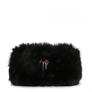 regali natale: clutch eco pelliccia