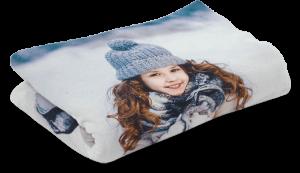 regali natale: coperta personalizzata