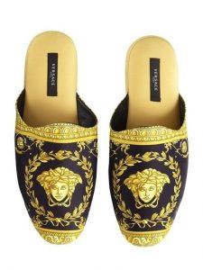 regali natale: pantofole lusso