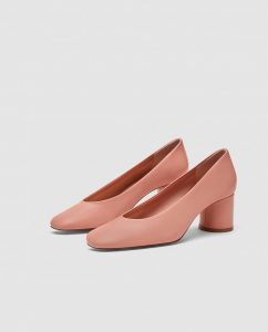 scarpe primavera estate : Zara Mini Pumps