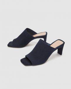 scarpe primavera estate : Zara mules