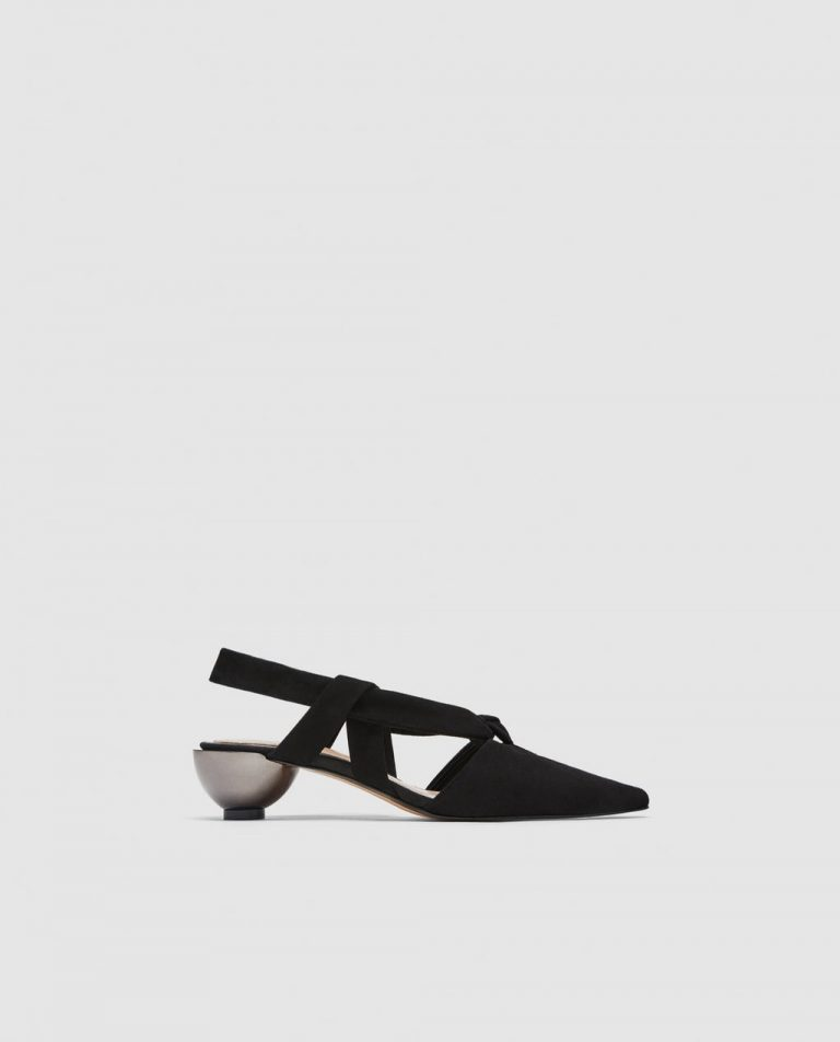 scarpe primavera estate : Zara Slingback