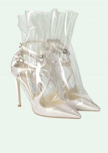 scarpe primavera estate : Off White Jimmy Choo